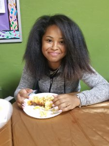 Hungry Teens Find a Place at the Table at TML