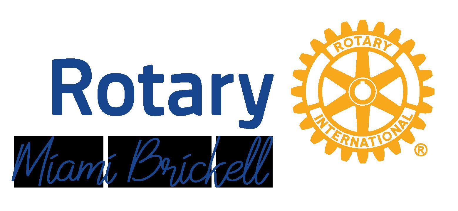 Rotary Miami Brickell logo
